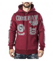 Headrush Zip Hoody The Medium Rare Burgundy kaufen bei Sissicore.ch
